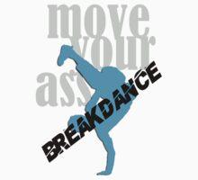 Breakdance by dejava