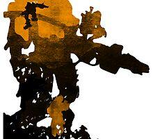Titanfall by Joe Hickson