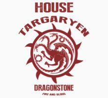 House Targaryen by diannasdesign