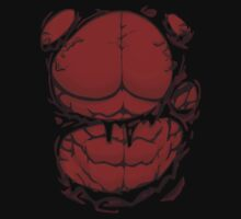 Red Hulk … Rip T-shirt by OliveB