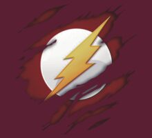 The Flash … Rip T-shirt by OliveB