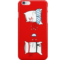 Super Pillow Fighter II Turbo iPhone Case/Skin