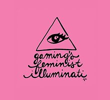 Gaming's Feminist Illuminati by Elizabeth Simins