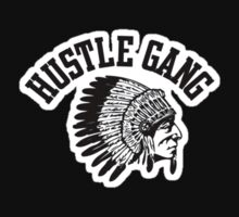 """Hustle Gang"" Long Sleeve by Manoley"
