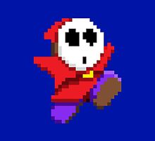 Shy Guy Pixelized by Violentsofa