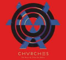 CHVRCHES - The Bones of What You Believe - Album Art by Circusbrendan