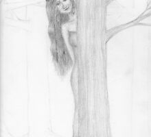 forest girl by goodcarma