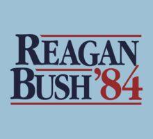 Reagan/Bush '84 Kids Clothes