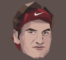 Roger Federer by ThusSpokeBubble