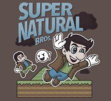 Supernatural Bros. by wearviral