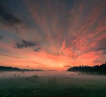 Atmospheric Landscapes by Mikko Lagerstedt