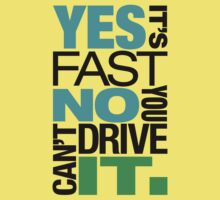 Yes it's fast No you can't drive it - 6 by TheGearbox