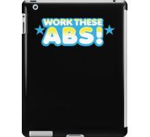 WORK these ABS iPad Case/Skin