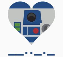 I love you R2D2 by cubiq