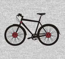 vw bicycle by diannasdesign
