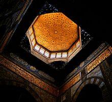 Al Ishaqi Mosque by Nigel Fletcher-Jones