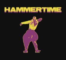 Hammer time - MC Hammer dance pants by 1to7