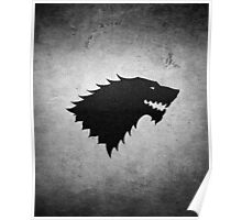 House Stark (Game of Thrones) Poster