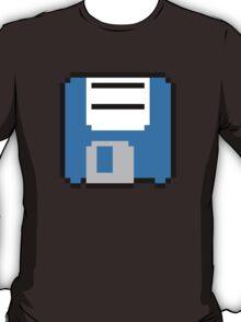 Floppy Disk - Blue T-Shirt