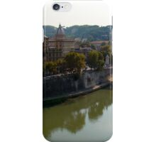 Just Around the River Bend iPhone Case/Skin