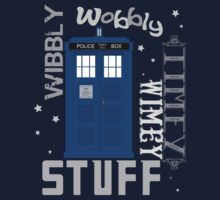 Wibbly Wobbly Timey Wimey Stuff by ianthecoolman