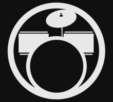 RockBand Instrument Symbol - Drums by FanmadeStore
