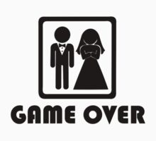Marriage … Game over (Black) by OliveB