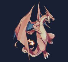 Mega Charizard by xDrew