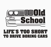 E30 Life's too short to drive boring cars by vakuera