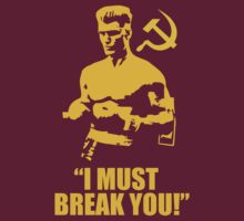 Rocky … Ivan Drago by OliveB