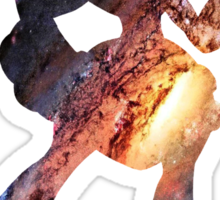Mega Mewtwo X used Aura Sphere Sticker