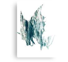 Mega Gyrados used Surf Canvas Print