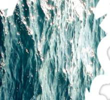 Mega Gyrados used Surf Sticker