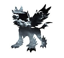 Mega Absol used Feint Attack Photographic Print