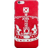 Imperial State Crown  iPhone Case/Skin