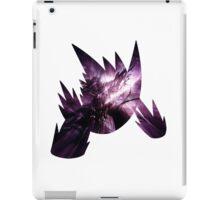 Mega Gengar used Shadow Ball iPad Case/Skin
