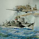 HMS Lebury by Ray-d