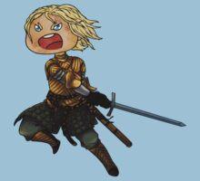 Brienne of Tarth by natuprunk