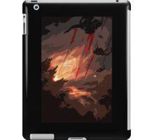 Godzilla Teaser Poster iPad Case/Skin