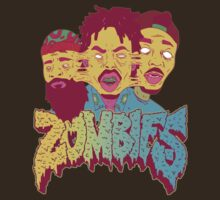 FLATBUSH ZOMBIES by JFCREAM