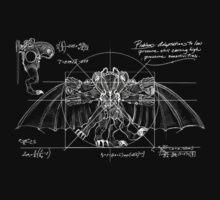 Vitruvian Songbrid V.2 by Zeryh