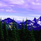 Jagged Peaks by Tori Snow