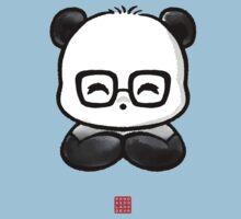 Geek Chic Panda Kids Clothes