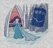 Frozen in Time and Space Kids Clothes