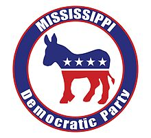 Mississippi Democratic Party Original by Democrat