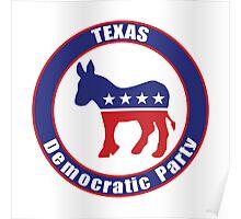 Texas Democratic Party Original Poster