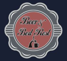 Beer And Bed Rest by dejava