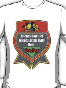 Beer Party Day T-Shirt