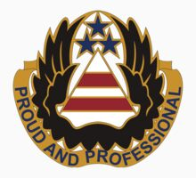 22nd Aviation Battalion - Proud And Professional by VeteranGraphics