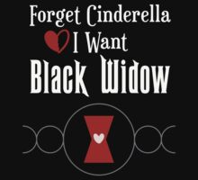Forget Cinderella, I want Black Widow by hboyce12